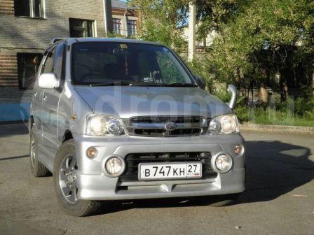 Daihatsu Terios Kid 2003 - отзыв владельца