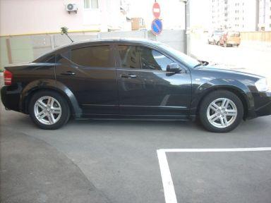 Dodge Avenger, 2007