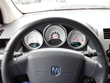 Dodge Caliber 2007 отзыв автора | Дата публикации 17.08.2014.