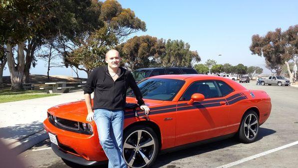 Dodge Challenger 2013 - отзыв владельца