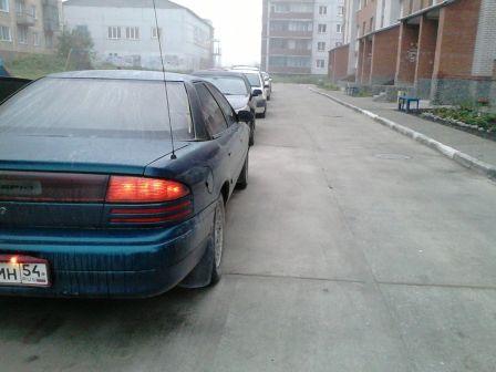 Dodge Intrepid 1995 - отзыв владельца