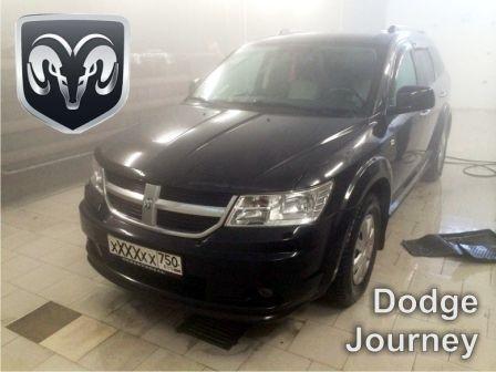 Dodge Journey 2008 - отзыв владельца