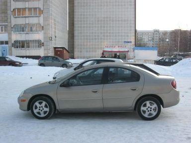 Dodge Neon, 2002