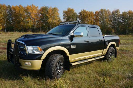 Dodge Ram 2011 - отзыв владельца