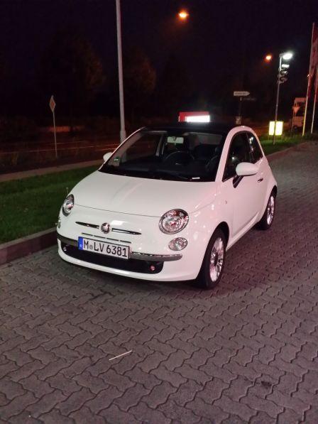 Fiat 500 2014 - отзыв владельца