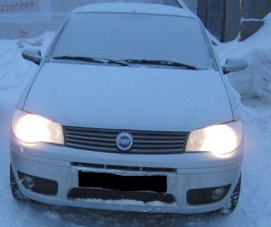 Fiat Albea 2008 отзыв автора | Дата публикации 12.01.2015.