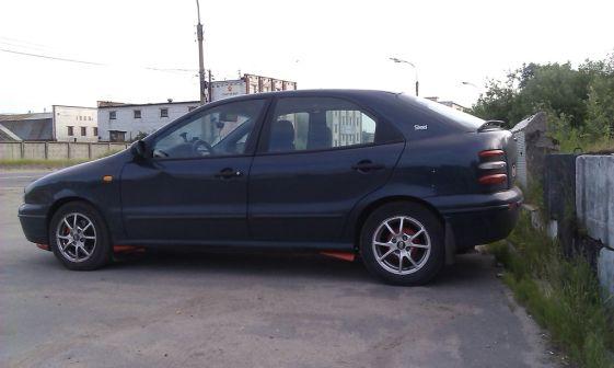 Fiat Brava 2000 - отзыв владельца