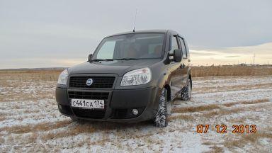 Fiat Doblo 2007 отзыв автора | Дата публикации 09.11.2014.
