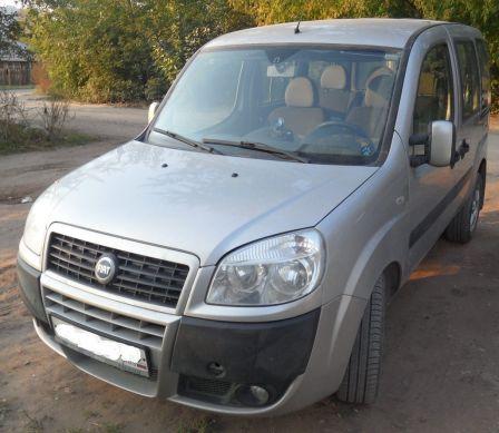 Fiat Doblo 2007 - отзыв владельца
