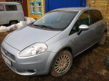 Fiat Grande Punto, 2008