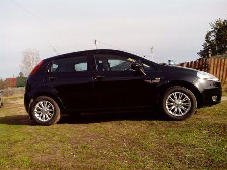 Fiat Grande Punto 2006 - отзыв владельца