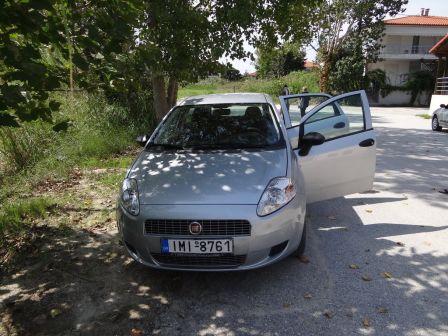 Fiat Punto 2011 - отзыв владельца