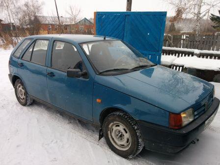 Fiat Tipo 1989 - отзыв владельца