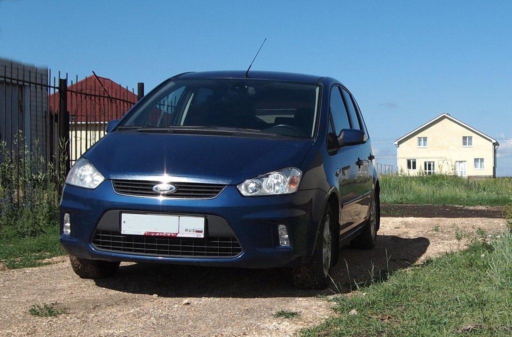 ford c-max 2007 как поменять масло