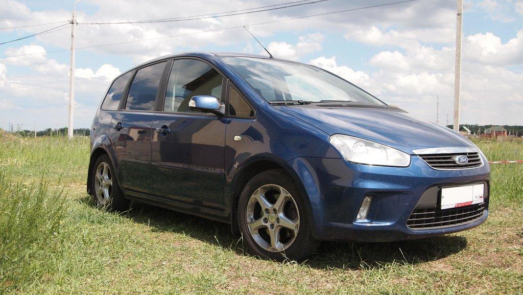 отзывы ford c-max 2010