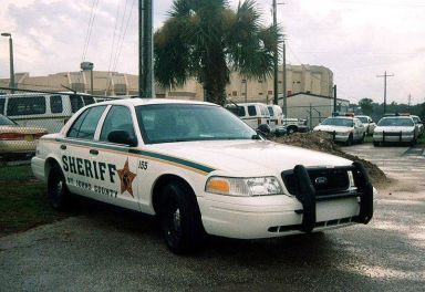 Ford Crown Victoria, 1998