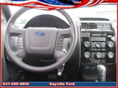 Ford Escape 2010 - отзыв владельца