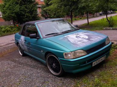 отзывы ford escort 1994