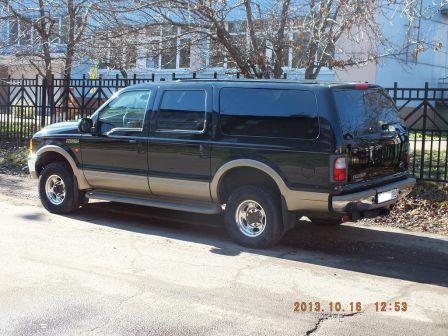Ford Excursion 2001 - отзыв владельца
