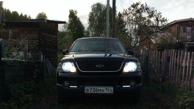 Ford Explorer, 2002