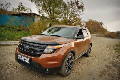 Ford Explorer, 2013