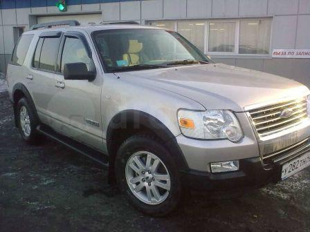 Ford Explorer 2007 - отзыв владельца
