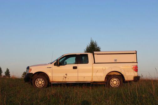 Ford F150 2010 - отзыв владельца