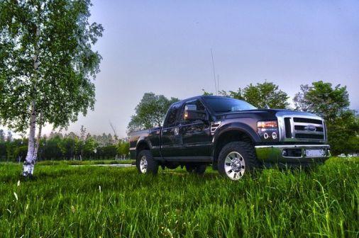 Ford F250 2007 - отзыв владельца