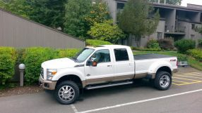 Ford F450, 2013