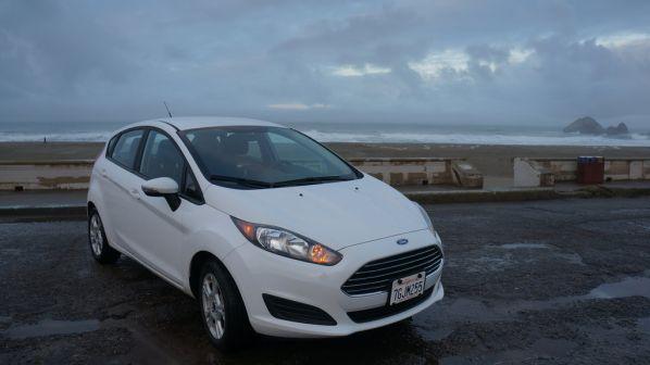 Ford Fiesta 2014 - отзыв владельца