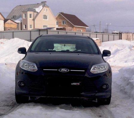 Ford Focus  - отзыв владельца
