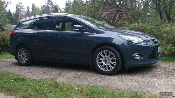 Ford Focus 2013 - отзыв владельца