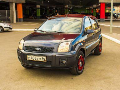 Ford Fusion 2007 отзыв автора | Дата публикации 26.03.2012.