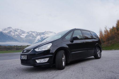 Ford Galaxy 2012 - отзыв владельца