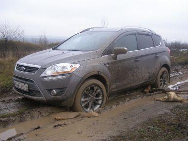 Ford Kuga, 0