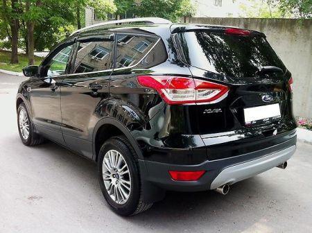 Ford Kuga 2013 - отзыв владельца