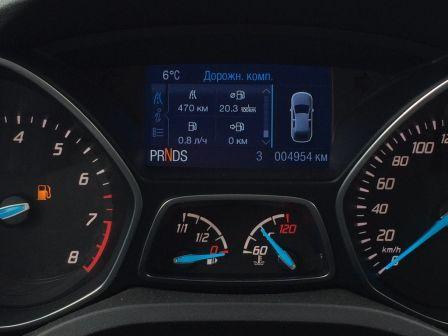 Ford Kuga 2014 - отзыв владельца