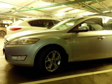 Ford Mondeo, 2009