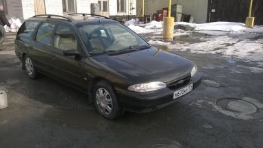 Ford Mondeo, 1996