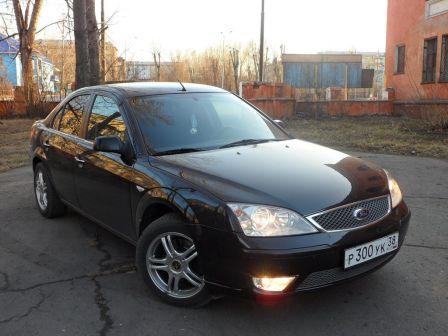Ford Mondeo 2006 - отзыв владельца