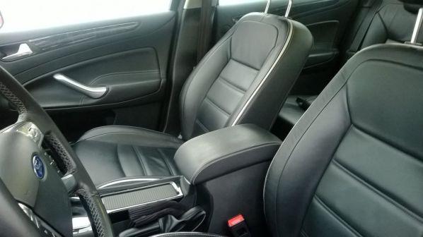 Ford Mondeo 2012 - отзыв владельца