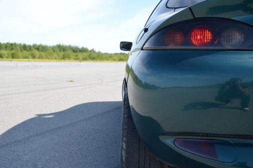 Ford Puma 1998 - отзыв владельца