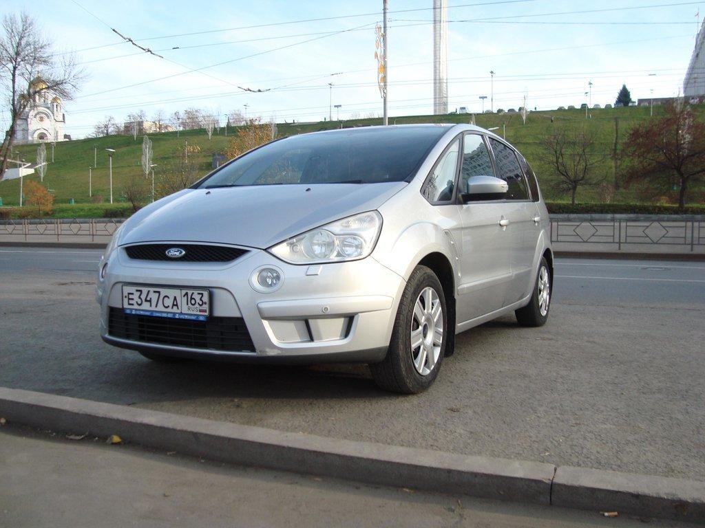 ford s-max 1.8 бензин отзывы