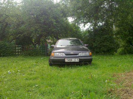 Ford Scorpio 1989 - отзыв владельца