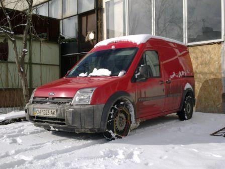 Ford Tourneo Connect 2006 - отзыв владельца