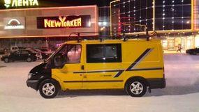 Ford Transit, 2002
