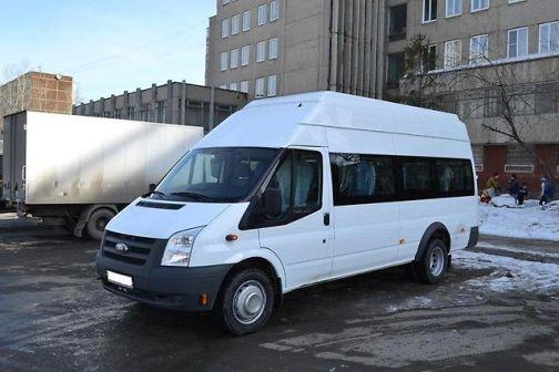 Ford Transit 2012 - отзыв владельца