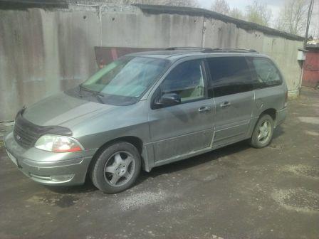 Ford Windstar 1999 - отзыв владельца