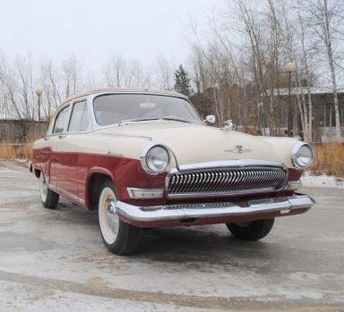 ГАЗ 21 Волга 1971 отзыв автора | Дата публикации 24.10.2013.