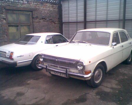 ГАЗ 24 Волга 1980 - отзыв владельца